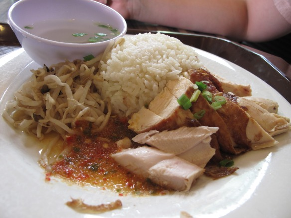 Chicken Rice - Southeast Asian Soul Food