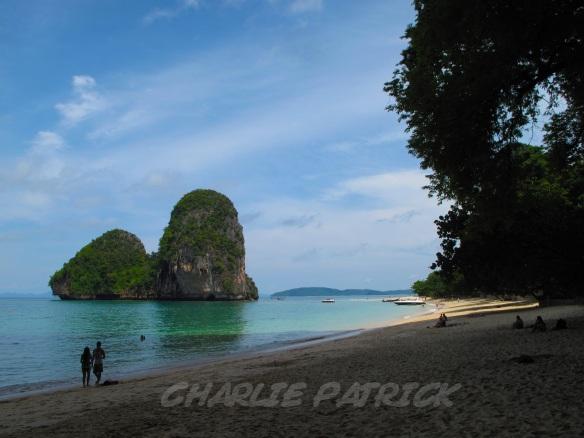 phra nang cave beach north