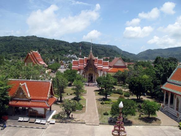 Wat Chalong Complex