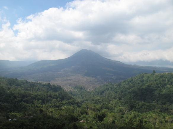 crater, Gunung Batur, Bali