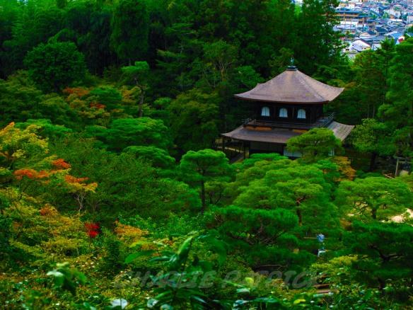 Ginkakuji - The Silver Pavilion