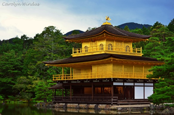 Kinkakuji Temple - The Golden Pavilion