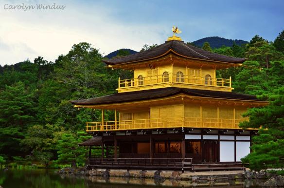 Kinkakuji Temple - The Golden Pavilion