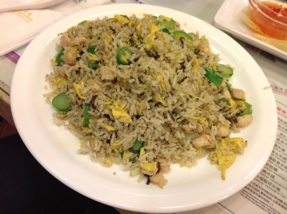 Chiu Chow style fried rice - Tsui Wah - Hong Kong