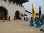 Gyeongbokgung changing of the guard 001