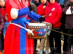 Gyeongbokgung changing of the guard drummers