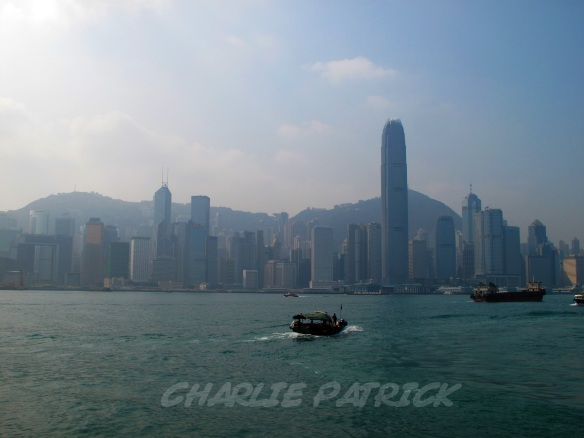 Hong Kong Skyline at Day