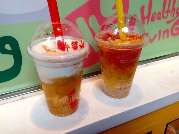 Hui Lau Shan Healthy Dessert - Jelly Shakes