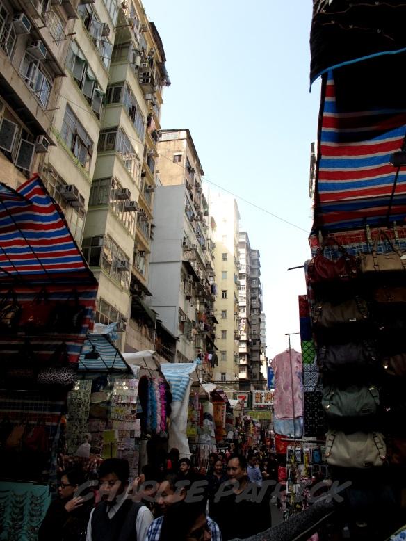 Ladies Market - Mongkok - Kowloon - Hong Kong