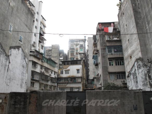 Macau - Apartment buildings