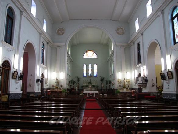 Macau - Igreja da Se