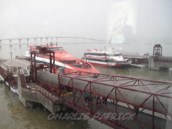 Turbojet Ferry Macau
