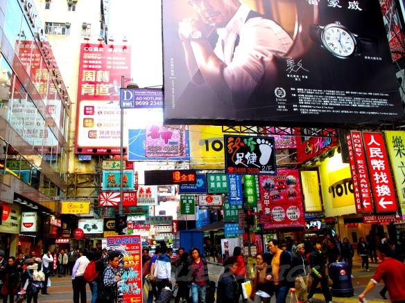 Mongkok - Kowloon - Hong Kong