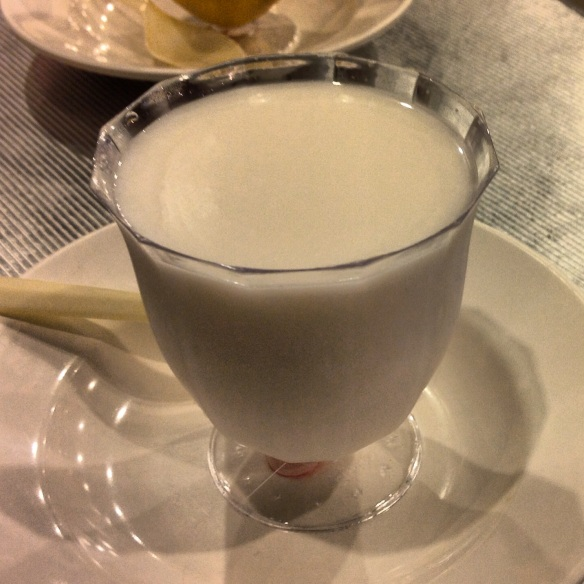 Milk Pudding