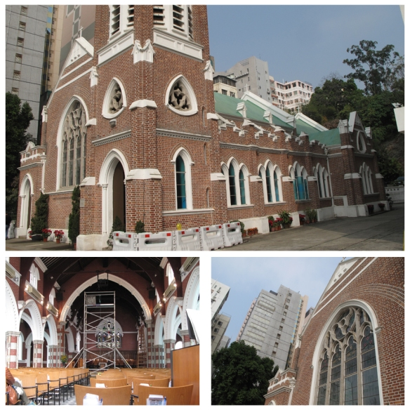 St. Andrew's Anglican Church Kowloon