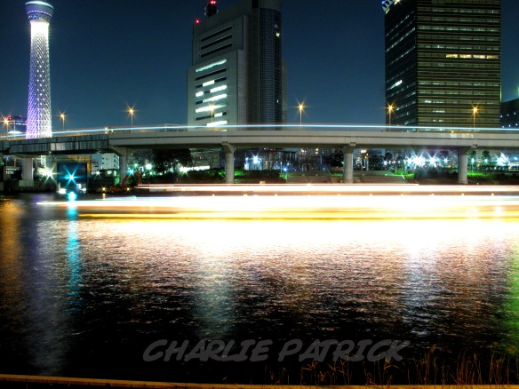 Sumida River - Tokyo, Japan