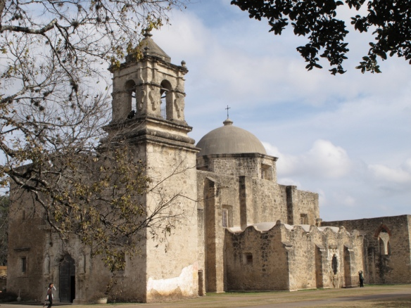 Mission San Jose - San Antonio, Texas