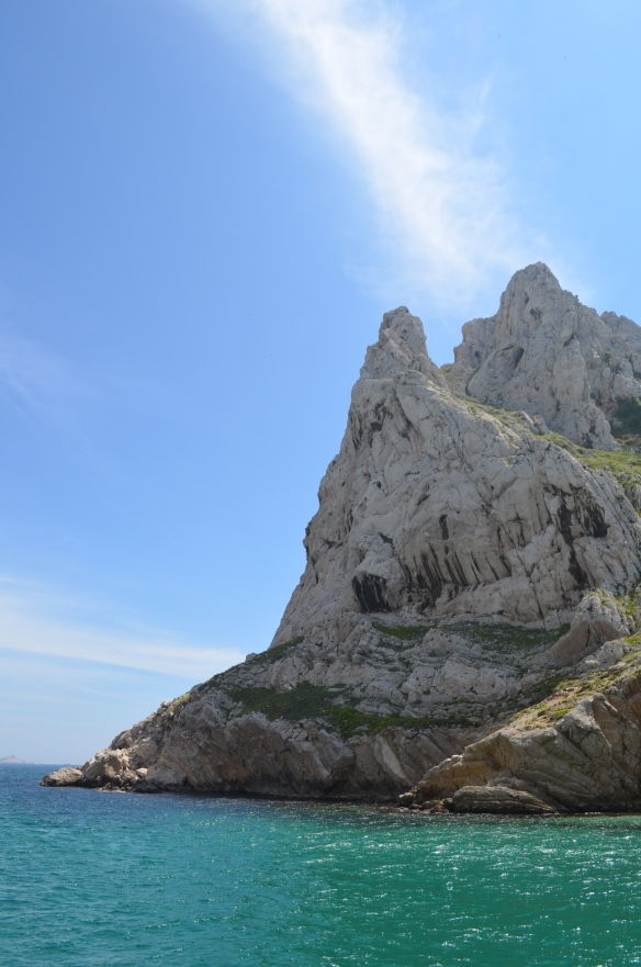 Les Calanques of Marseille