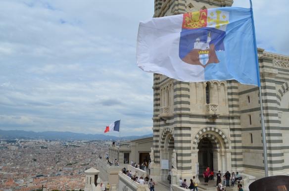 Marseille - Notre Dame de la Garde Vista