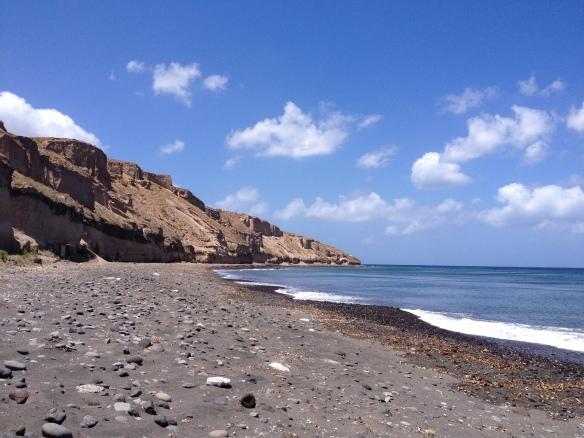 Exo Gialos Beach - Santorini