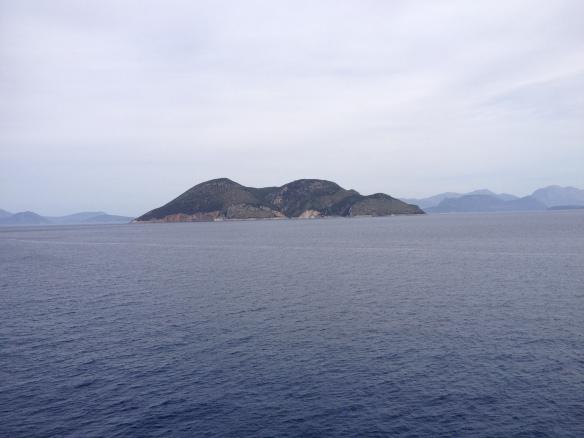 Odysseus was here