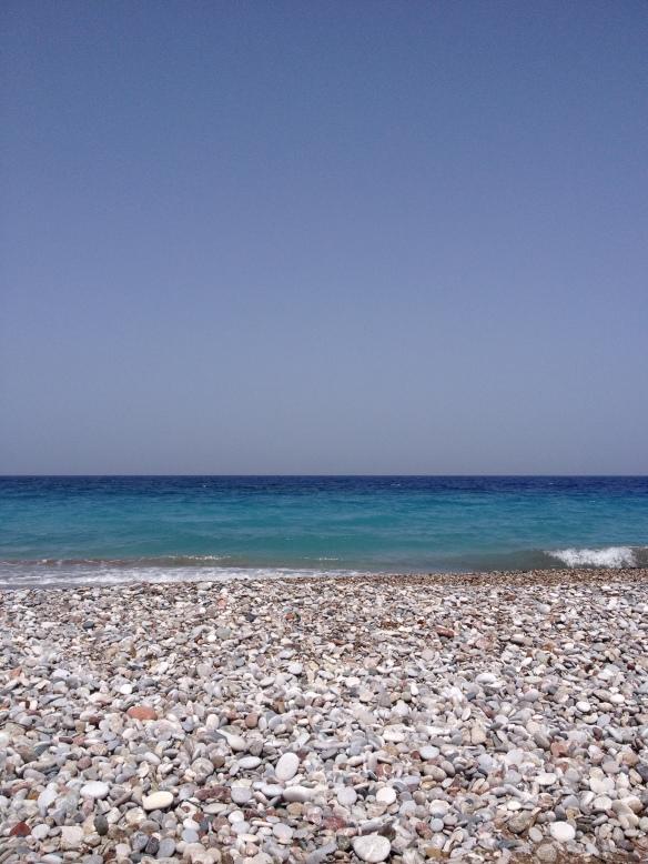 Rhodes Beachscape